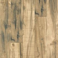 Pergo Premier 7.48-in W x 4.52-ft L Blonde Onyx Oak Embossed Wood Plank Laminate Flooring