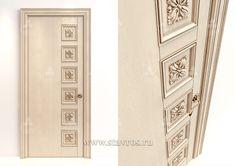 Interior wood doors are naturally beautiful. Wooden Front Door Design, Modern Front Door, Wooden Front Doors, Main Door Design, Oak Interior Doors, Modern Exterior Doors, Door Design Interior, Custom Wood Doors, Sliding Closet Doors