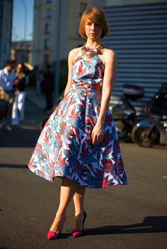 Vika Gazinskaya via stylebubble.co.uk