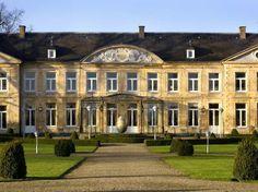 Château St. Gerlach - Valkenburg aan de Geul, The Netherlands landscapedesign Kragten www.kragten.nl