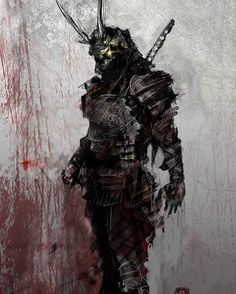 "4,749 curtidas, 4 comentários - ART GALLERY (@empire_of_samurai) no Instagram: ""#samurai #asia #china #japan #katana #american #shuriken #arrow #america #oni #bow #onimask #sword…"""