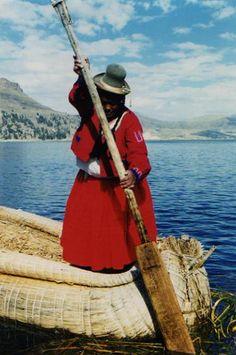 Puno, Peru.  Near Lake Titicaca.  Folklore Capital of Peru