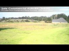 Commercial/Industrial For Sale: 0 DONAHUE AVE AUBURN, AL $195000