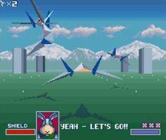 StarWing - Super Nintendo