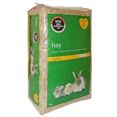 Image for Hay Bedding for Small Animals from Pets At Home