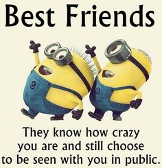 Credit cards with Minions pictures AM, Saturday November 2015 PST) - 10 pics - Minion Quotes Funny Minion Pictures, Funny Minion Memes, Minions Quotes, Funny Relatable Memes, Funny Texts, Funny Cartoons, Bff Quotes, Best Friend Quotes, Funny Quotes