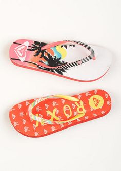 Roxy Mimosa I llooooooovvvveeee Roxy flip flops