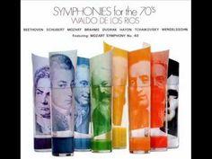 Waldo de los Ríos - Schubert Symphony No.08 - YouTube