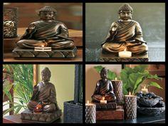 Porte-Bougie Bouddha  Catalogue Hiver/Printemps 2014