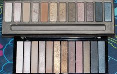 Makeup-Revolution-Iconic 1-Vs-Urban-Decay-Naked-Eyeshadow-Palette