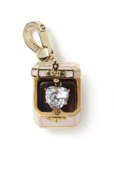 Juicy Couture Jewelry Box Charm | Nordstrom