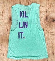 Killin It - Womens Muscle Tank