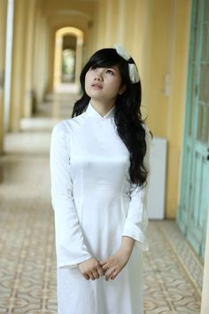 Anh Ao Dai Viet Nam   Beautiful girls in Ao Dai Gallery   Áo Dài