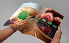Brochure design by www.pixelpr.net #brochure #print
