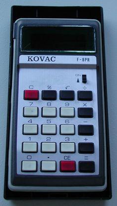 KOVAC F- 8PR