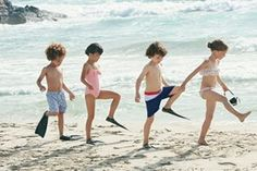 Best swimwear for babies and kids