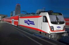Bombardier selected for Israeli electric loco order