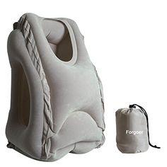 Forgoer Inflatable Travel Pillow Airplane pillow, Travel ... https://www.amazon.com/dp/B075CMPD4Q/ref=cm_sw_r_pi_dp_U_x_D0yyAb2NW70KA