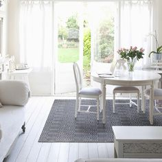 Unser Teppich Sloan überzeugt mit seiner Optik und hochwertigen Verarbeitung auf ganzer Linie! #benuta #teppich #interior