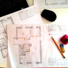 floor plan sketches
