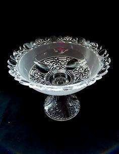 Decorative Compote Bowl