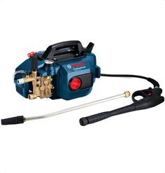 Bosch GHP5-13C High Pressure Washer Efficient: excellent power-to-weight ratio to complete cleaning jobs quickly Long service life: sturdy and reliable, crankshaft-driven brass pump with ceramic-coated pistons Adaptable: variable pressure for optimal flexibility Versatile: self-intake function to pump water from buckets or storage tanks For More Details: http://www.mrthomas.in/bosch-ghp5-13c-high-pressure-washer_533