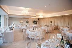 The Ballroom Froyle Park. www.blush-floral-design.com