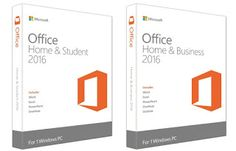 Microsoft Office Home - Student & Business 2016 Free Full Version Download