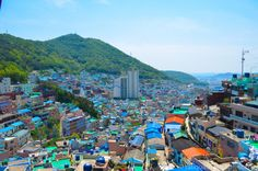 Gamcheon Culture Villiage in Busan  http://rafiquaisraelexpress.com/2014/05/08/gamcheon-culture-village-busan/