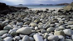 size: Photographic Print: Stony Beach on Knoydart Peninsula, Western Scotland by Pete Cairns : Artists Scotland Holidays, Picture Blog, Texture Photography, Stony, Ways Of Seeing, Art Portfolio, Frames On Wall, Find Art, Scenery
