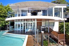 Stunningly renovated Coolum Beach Residence  in Queensland, Australia by Aboda Design Group