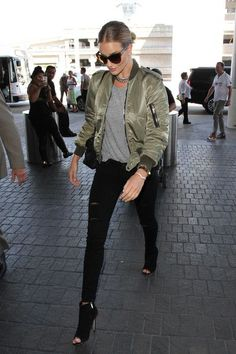 15 Looks van Rosie Huntington Whiteley Die je Direct Wilt Kopieren! | StyleMyDay