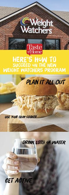 Here's How to Succeed on the New Weight Watchers Program
