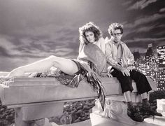 Sigourney Weaver and Rick Moranis | Rare, weird & awesome celebrity photos
