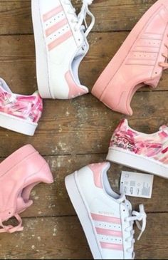 Not really into pink but I love shoes.