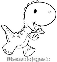 awesome Dino Done Running Coloring Page Dinosaur Crafts, Dinosaur Party, Dinosaur Birthday, Coloring Pages For Kids, Coloring Books, Planner Doodles, Baby Dino, Colored Pencil Techniques, Quilt Patterns Free