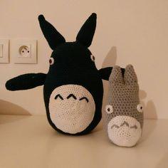 «#amigurumi #bebetotoro #crochet #lesloisirscreatifsnesontpasringards#crochetersondoudou»