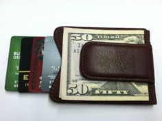 http://financepins.com/brown-men-magnetic-money-clip-wallet-by-designsk/ SMALL AND COMPACT MONEY CLIP WALLET TO FIT COMFORTABLY IN YOUR POCKET AND TO HOLD ALL YOUR CARDS & CASH
