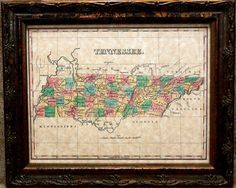 only $11 after shipping! i love #etsy and i love #tennessee. No matter where i settle down, some part of TN will be in my house.