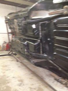 Chevrolet Camaro Floor Pan F