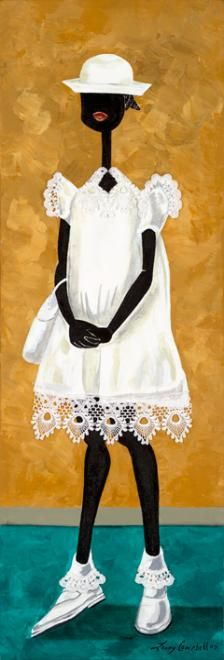 Lace Dress - Leroy Campbell