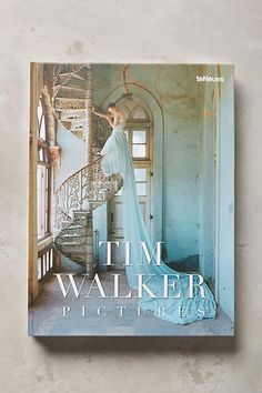 Tim Walker Pictures This new edition of the out-of-print 2008 classic features some of renowned photographer Tim Walker's most famous fashion images, as well as sketches, Polaroids and inspirations that provide a glimpse into his creative process.