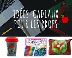 Idées-cadeaux pour les profs de nos enfants / Gifts for teachers: https://www.pomango.ca/icones-page-dacceuil/profs/