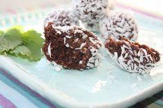 Smaken av kokos: Healthy sweets anyone?