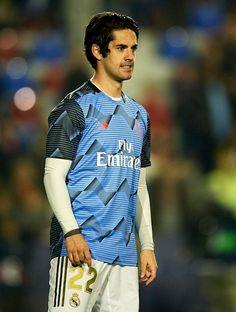 Real Madrid, Isco Alarcon, Tumblr, Button Down Shirt, Men Casual, Sports, Mens Tops, T Shirt, Fashion