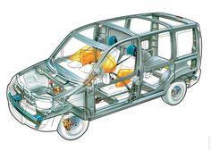 2005 Fiat Doblo Cargo