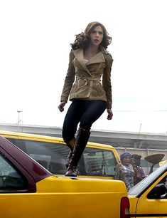 stuckysource:    Scarlett Johansson as Black Widow inCaptain America: Civil War - Visit to grab an amazing super hero shirt now on sale!