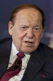 Sheldon Adelson, Net Worth Source of Wealth: Las Vegas casinos - self made Forbes 400, Wealthy People, Married With Children, City College, Marital Status, Citizenship, Net Worth, Billionaire, Las Vegas