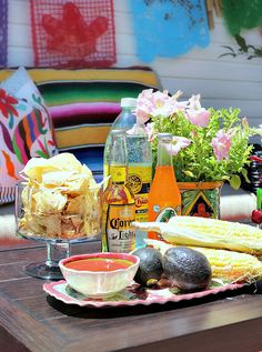 Hi Sugarplum | How to throw an easy Fiesta / Margarita Party!