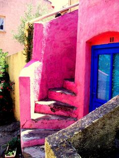 Collioure, one of my favorite villages in France. On the Mediterrean Sea, home of the Fauves. Photo by Nancy Todd